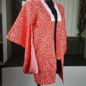 Authentic Kimono Coquelache